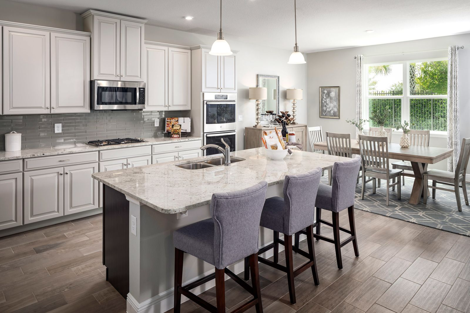 'Huntington Place' by Ryan Homes-SFN in Indian River County