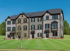 Strauss - Laurel Creek Reserve: Greenville, South Carolina - Ryan Homes
