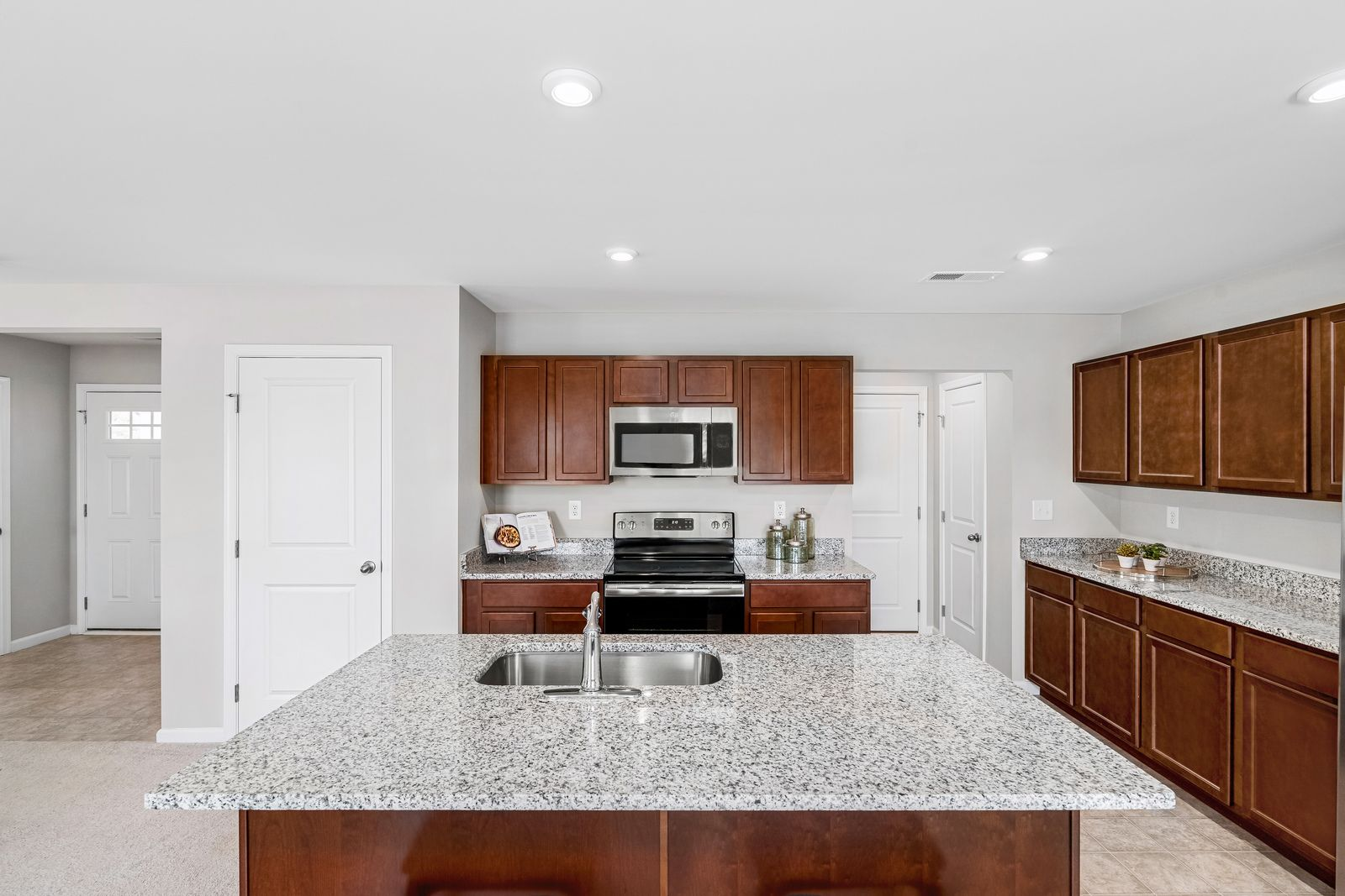 Kitchen featured in the Lily By Ryan Homes in Charlotte, NC