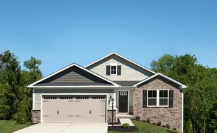 Cardinal Pointe Ranch Homes by Ryan Homes in Washington West Virginia