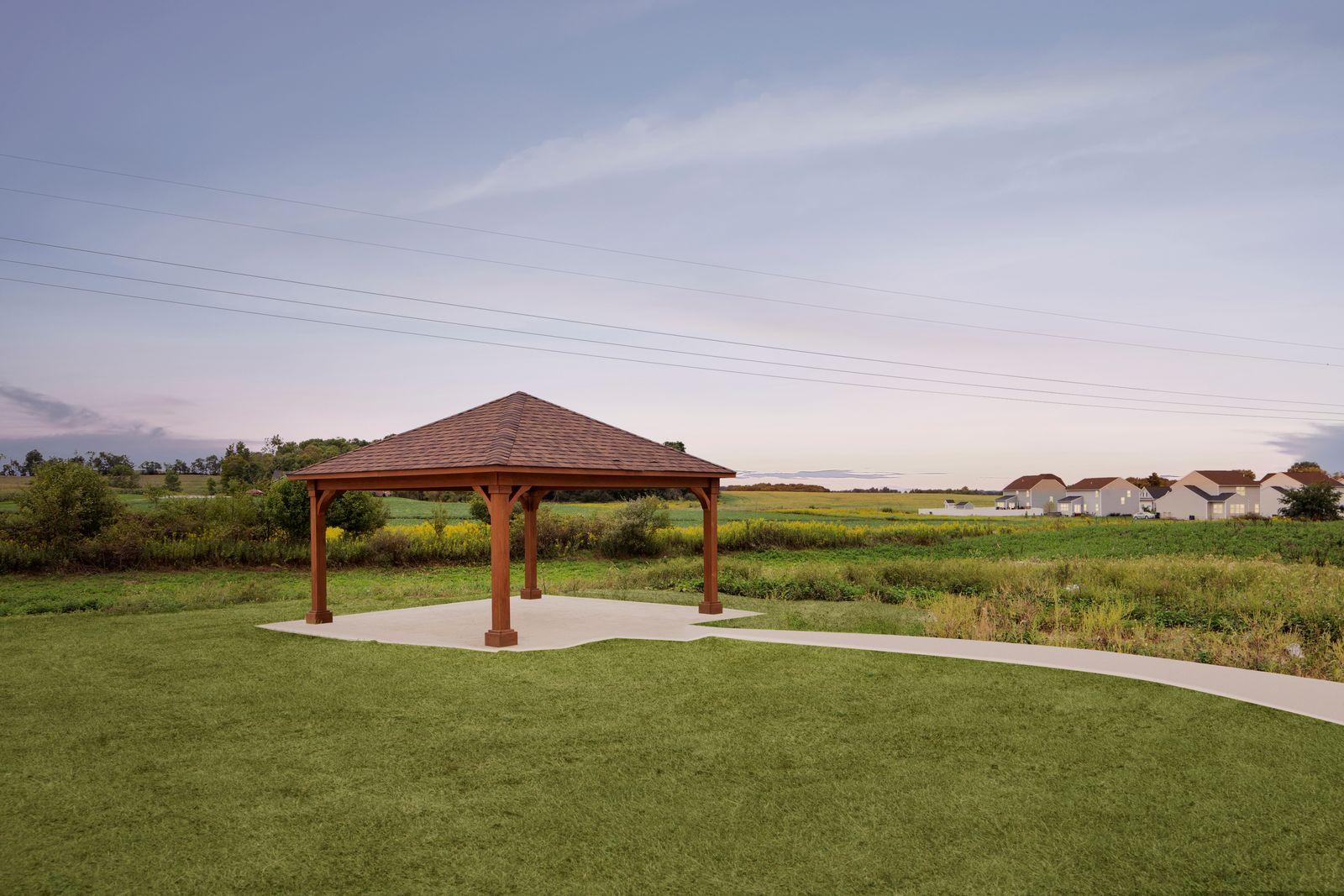 'Cedar Grove Ranches' by Ryan Homes-CAC in Canton-Massillon