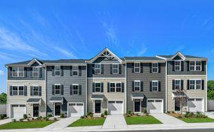 Dillon Lakes Townhomes by Ryan Homes in Charlotte North Carolina