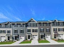 Juniper - Dillon Lakes Townhomes: Charlotte, North Carolina - Ryan Homes