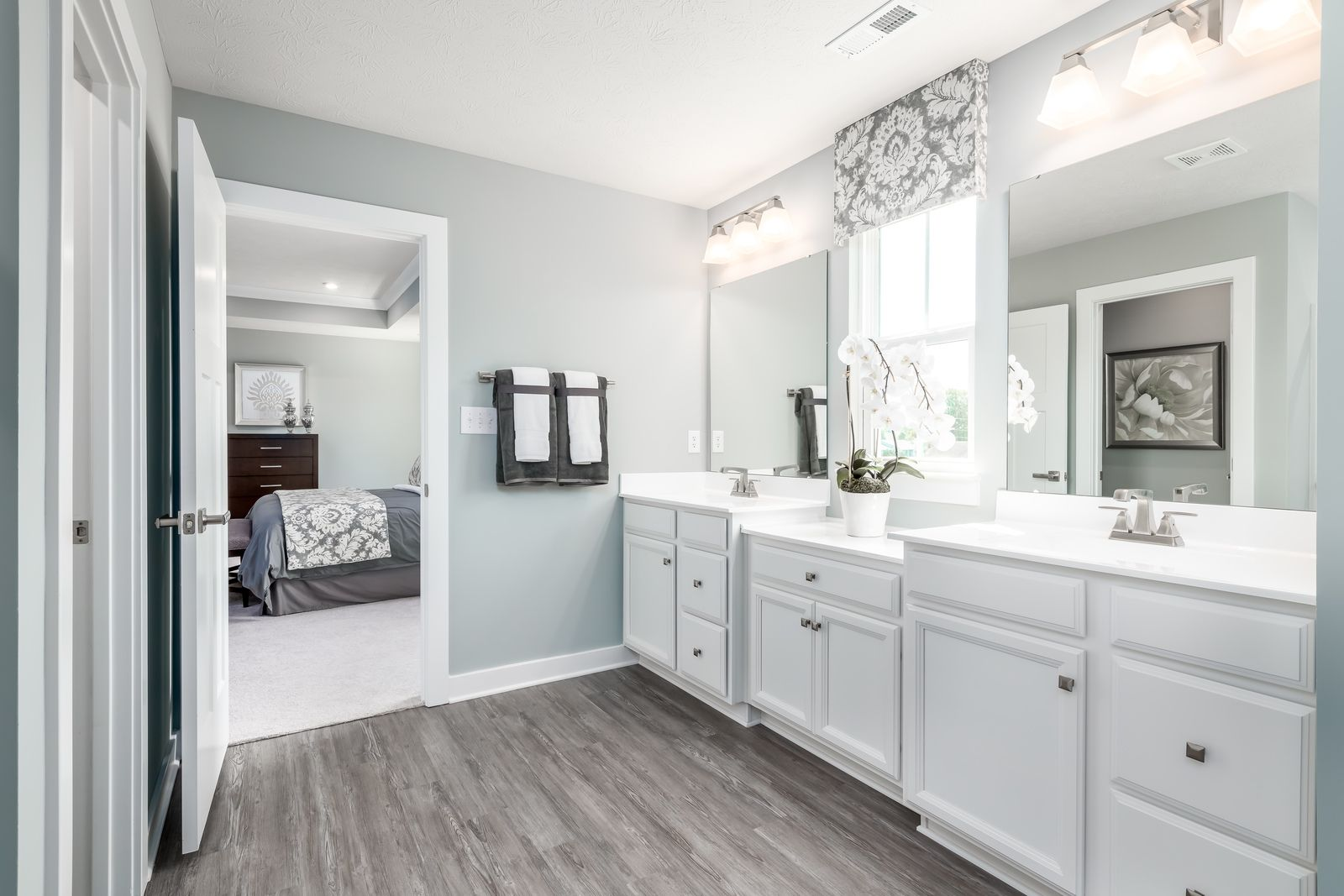 Bathroom featured in the Hudson By Ryan Homes in Washington, MD