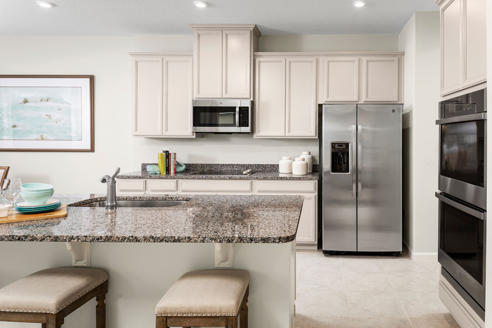 Kitchen featured in the Hillcrest By Ryan Homes in Orlando, FL