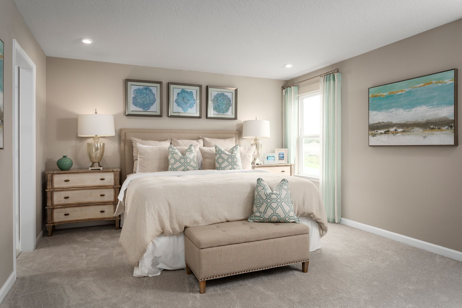 Bedroom featured in the Hillcrest By Ryan Homes in Orlando, FL