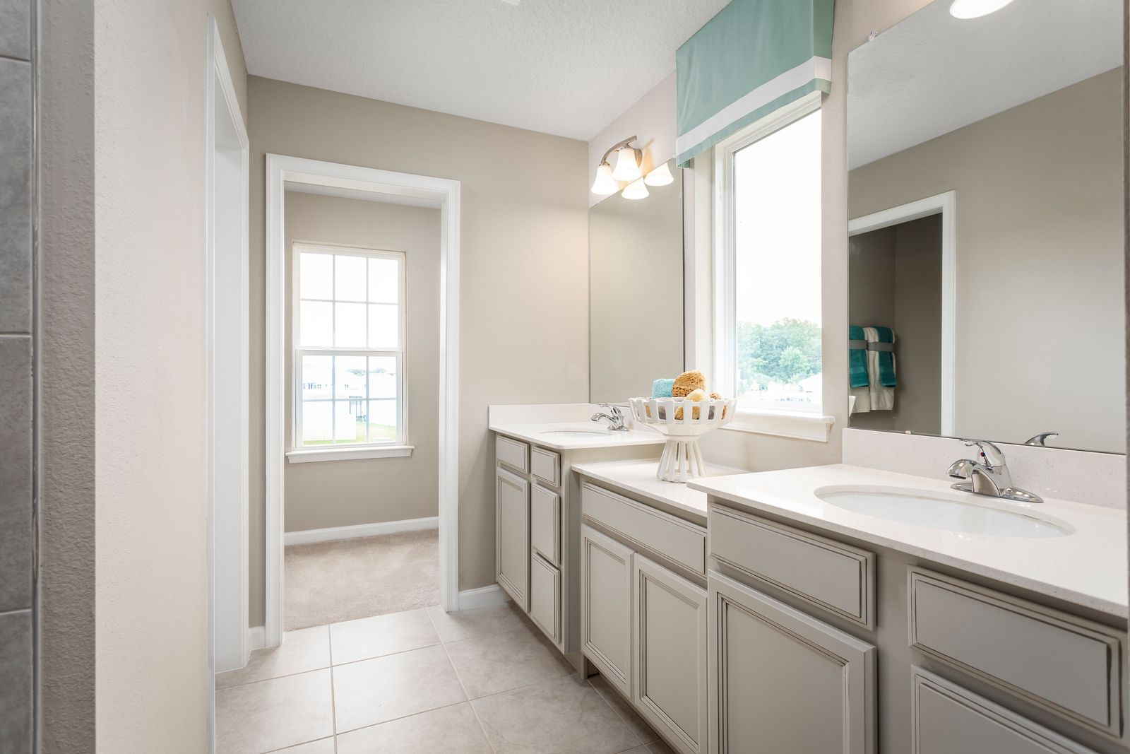 Bathroom featured in the Hillcrest By Ryan Homes in Orlando, FL