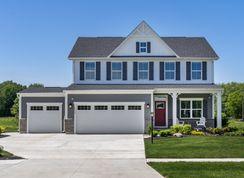Columbia - Glenmoor: Moyock, North Carolina - Ryan Homes