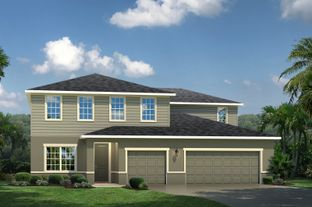 Linden - The Retreat: Parrish, Florida - Ryan Homes