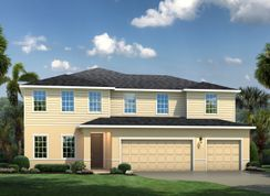 Oakton - The Retreat: Parrish, Florida - Ryan Homes