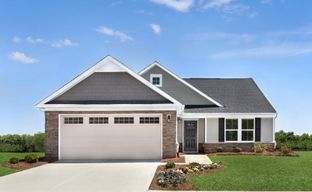 Woodland Pointe by Ryan Homes in Greenville-Spartanburg South Carolina