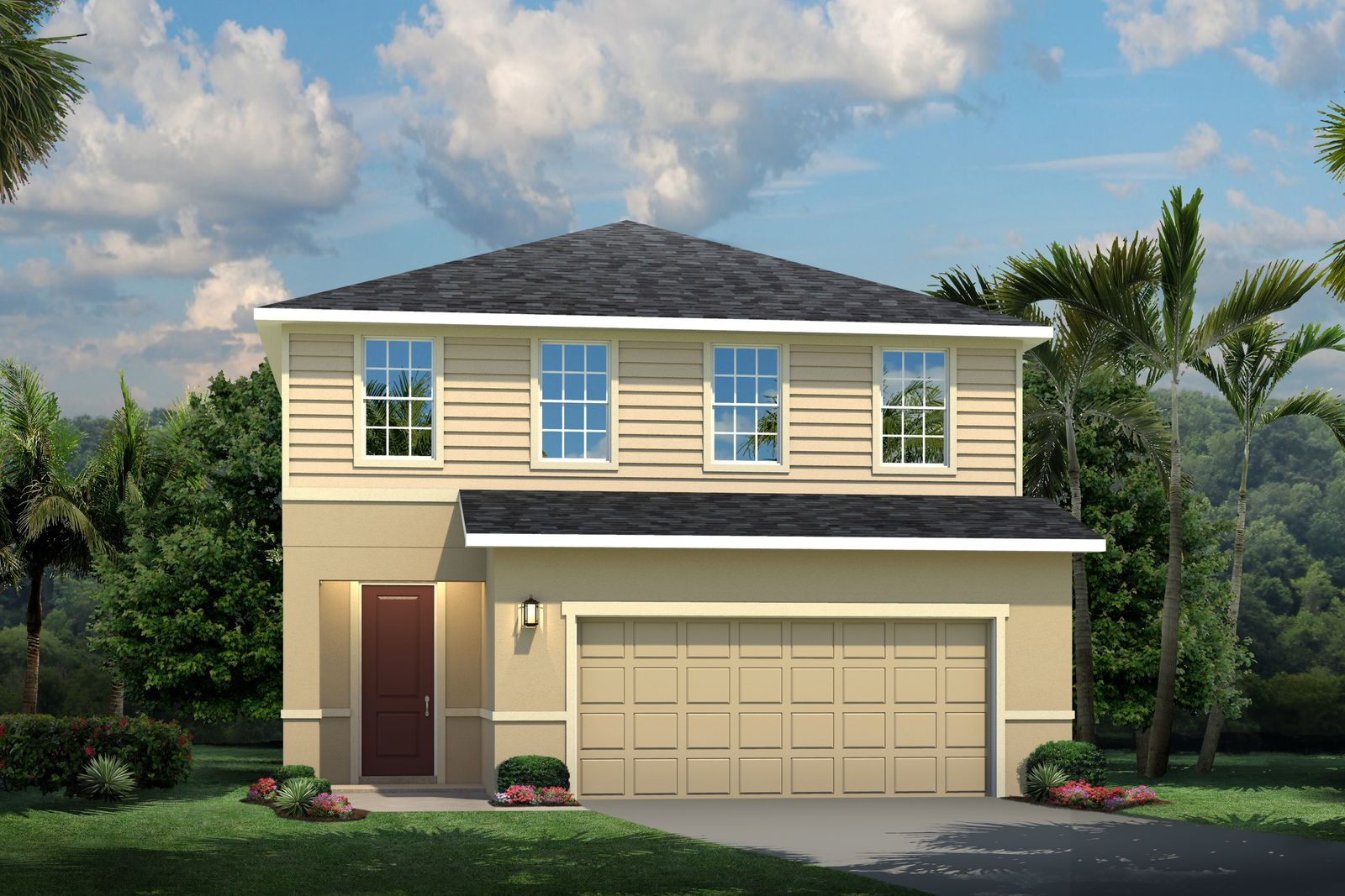 Exterior featured in the Windermere By Ryan Homes in Orlando, FL