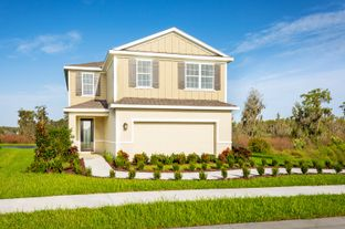 Hillcrest - Creekside: Kissimmee, Florida - Ryan Homes