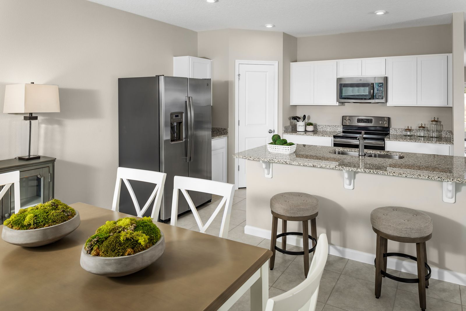 Kitchen featured in the Palm By Ryan Homes in Lakeland-Winter Haven, FL