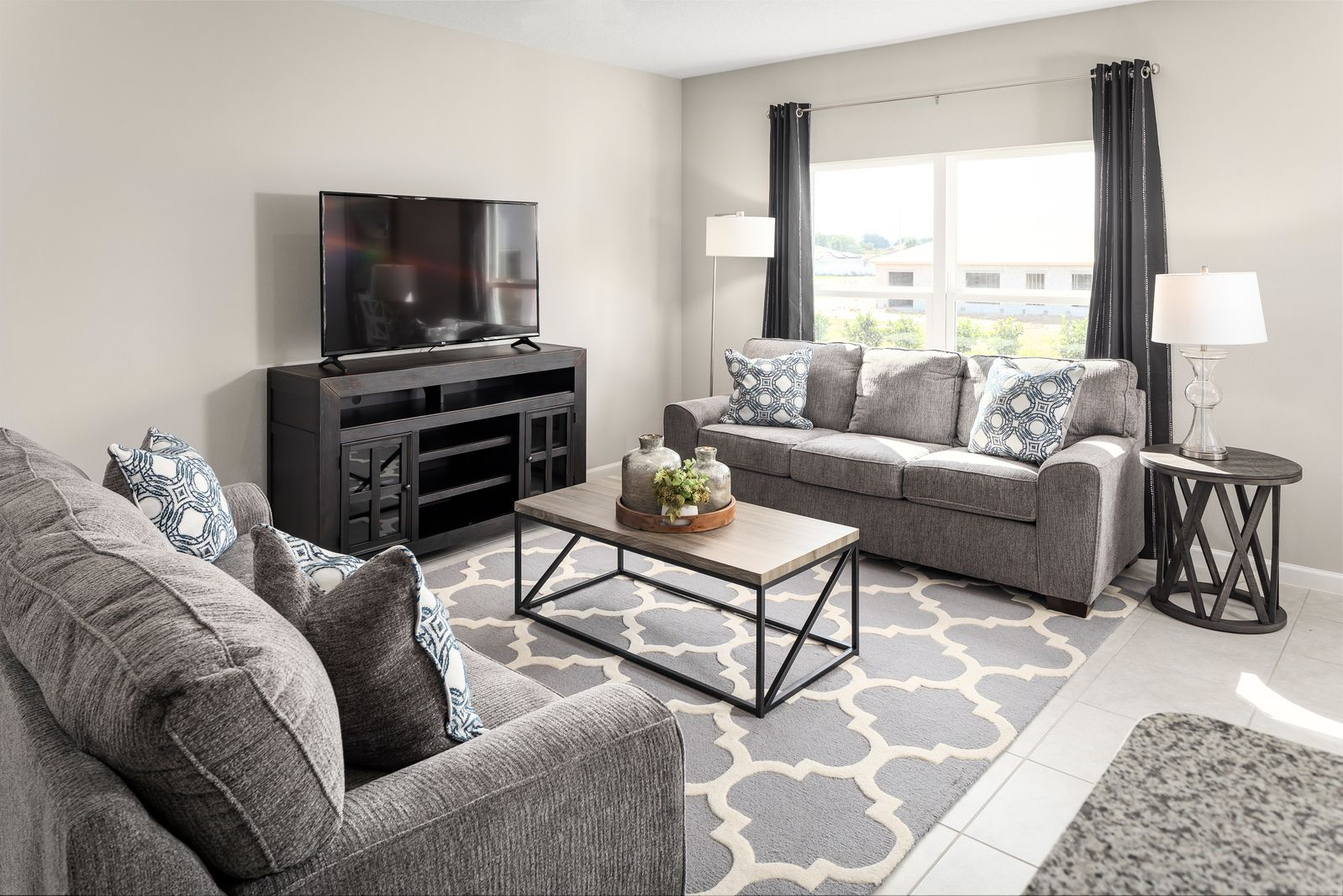 Living Area featured in the Palm By Ryan Homes in Lakeland-Winter Haven, FL