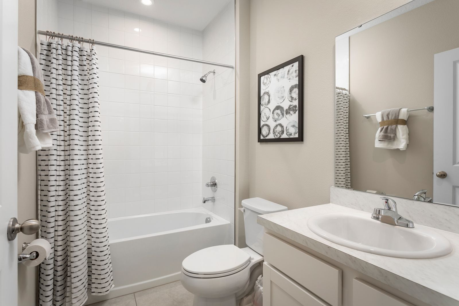 Bathroom featured in the Palm By Ryan Homes in Lakeland-Winter Haven, FL