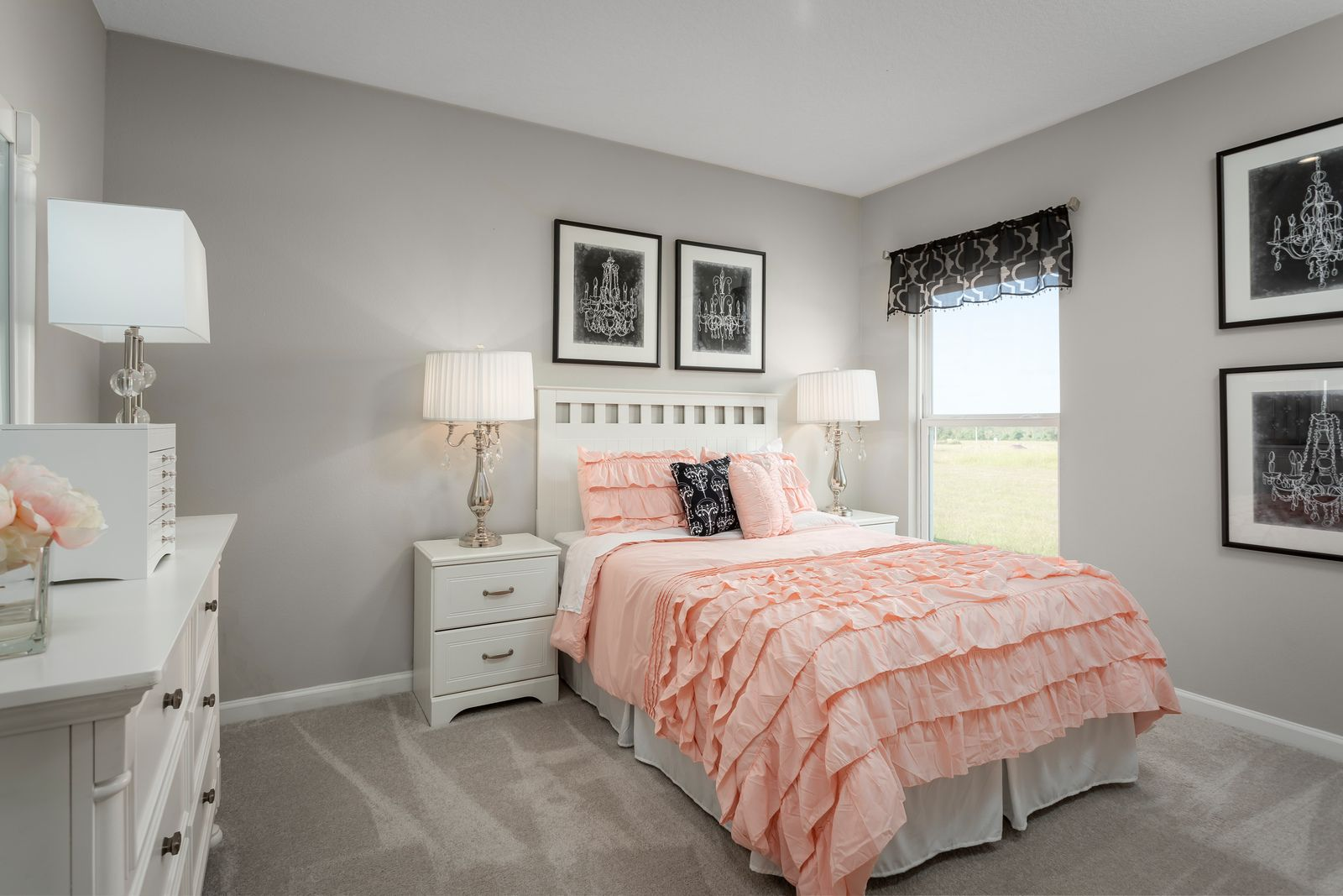 Bedroom featured in the Palm By Ryan Homes in Lakeland-Winter Haven, FL
