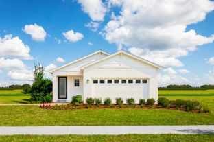 Century - Cypress Preserve Single Family Homes: Land O' Lakes, Florida - Ryan Homes