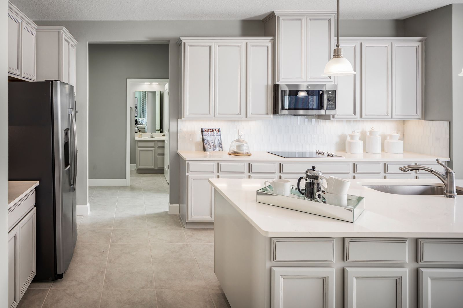 Kitchen featured in the Hadley Bay By Ryan Homes in Orlando, FL