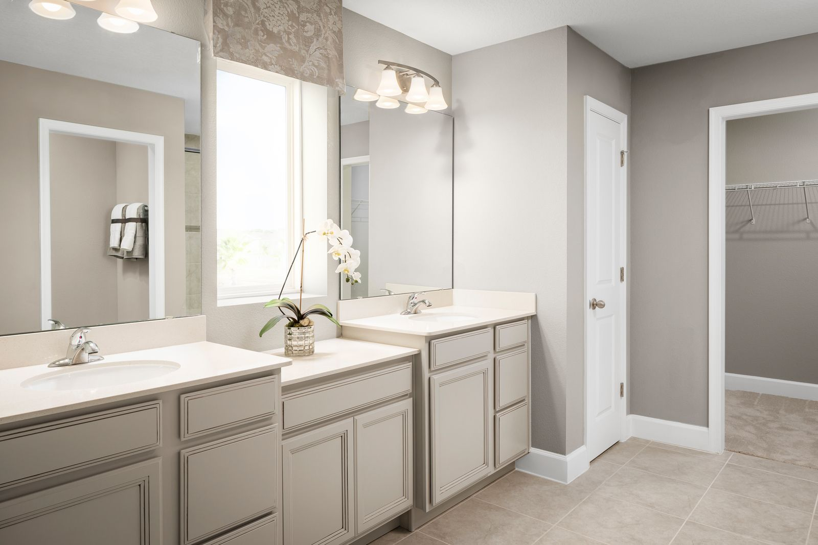 Bathroom featured in the Hadley Bay By Ryan Homes in Orlando, FL