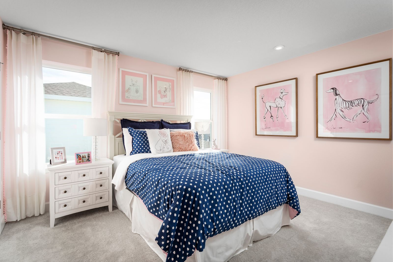 Bedroom featured in the Hadley Bay By Ryan Homes in Orlando, FL