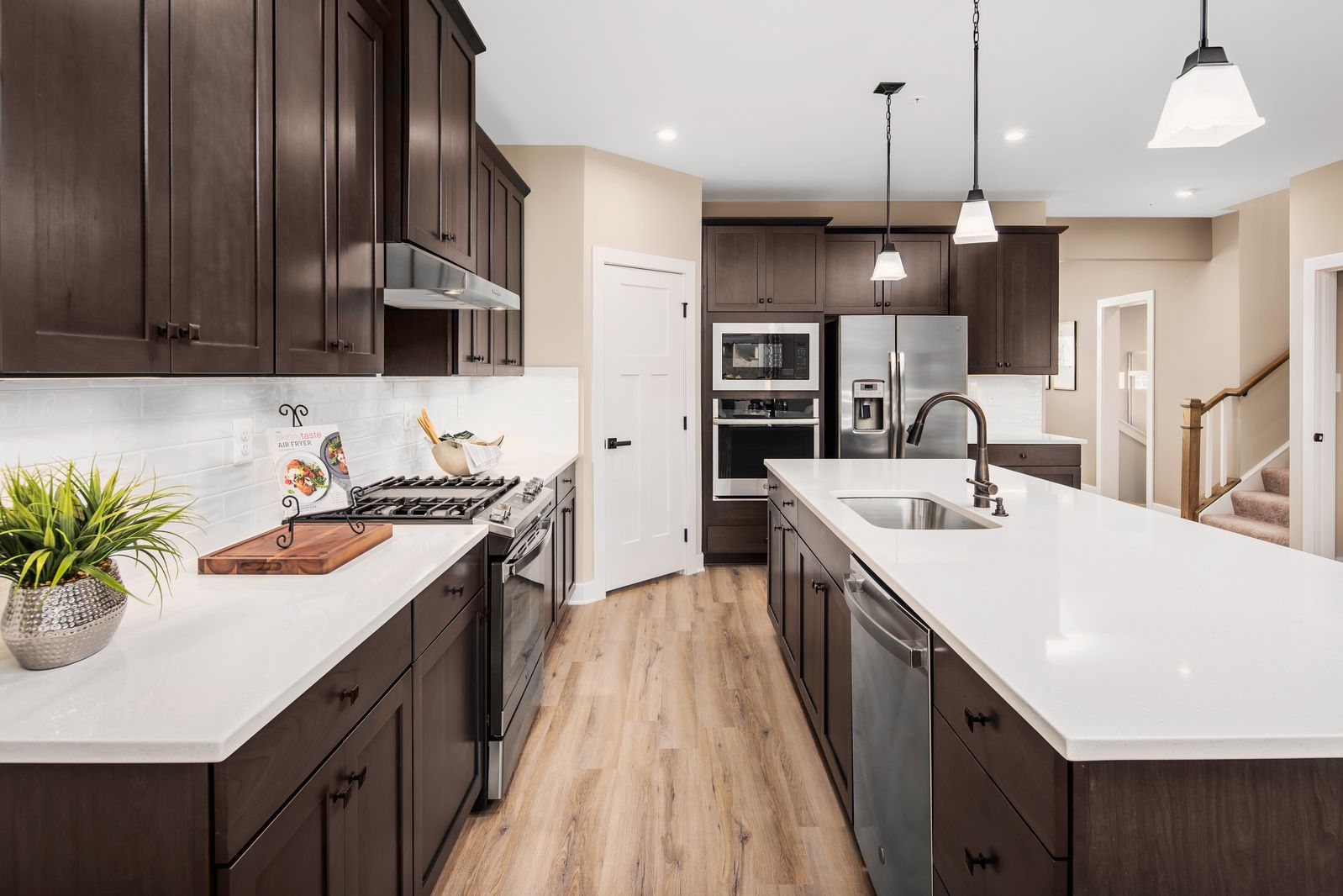Kitchen featured in the Lehigh By Ryan Homes in Washington, VA
