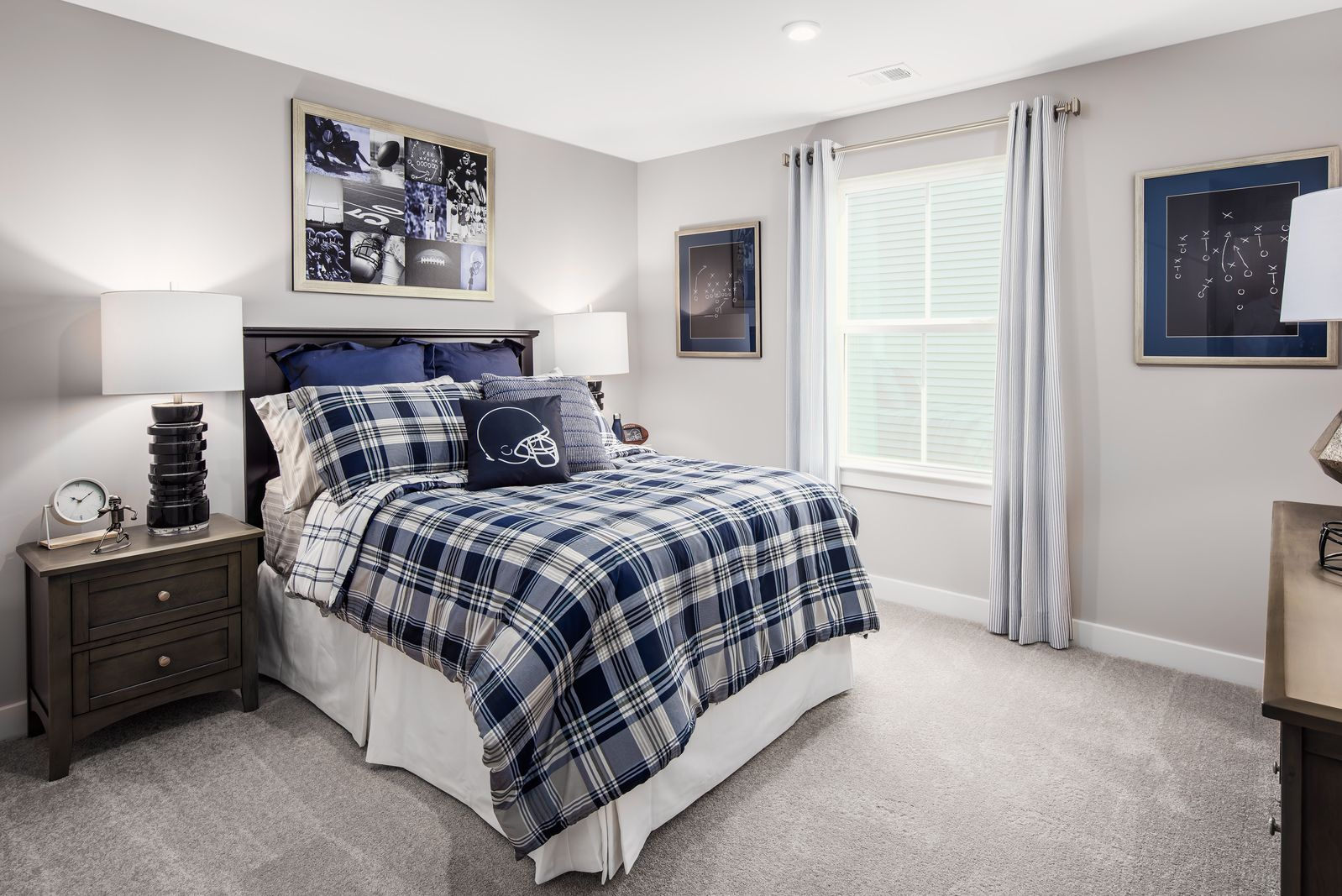 Bedroom featured in the Lehigh By Ryan Homes in Washington, VA