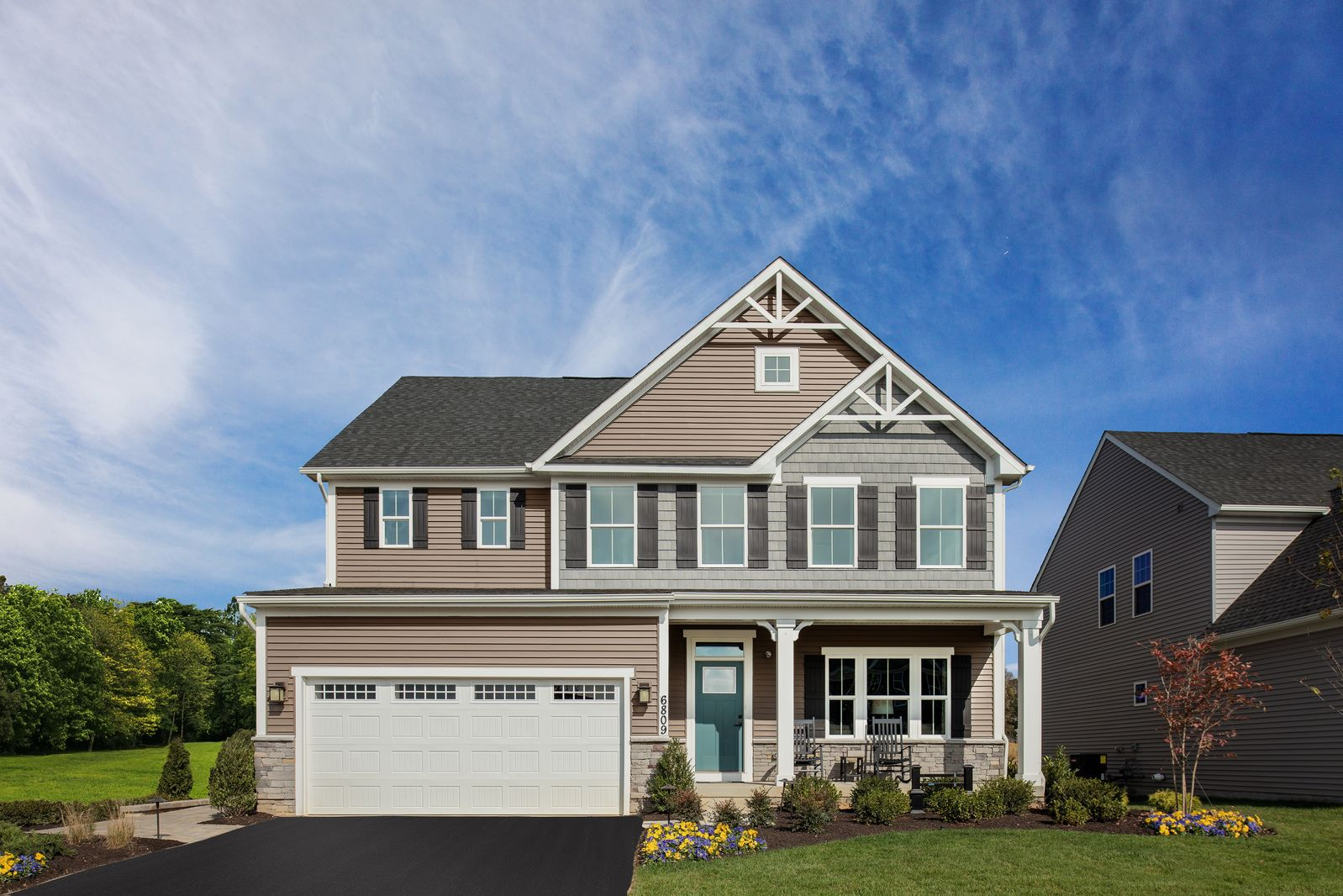 Exterior featured in the Lehigh By Ryan Homes in Washington, MD