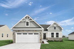 Eden Cay - Woodgrove: Charlotte, North Carolina - Ryan Homes