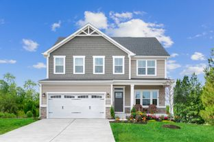 Hudson - Lake Linganore Hamptons Single Family Homes: New Market, Maryland - Ryan Homes