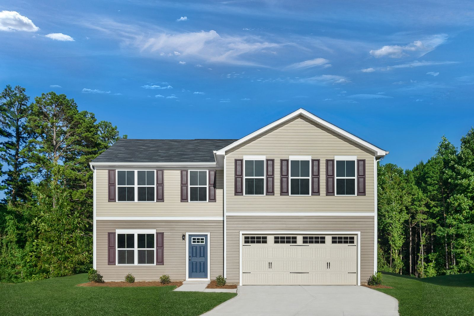 Exterior featured in the Elm By Ryan Homes in Columbia, SC