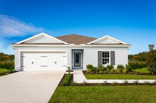 Mahogany - Orchid Terrace: Haines City, Florida - Ryan Homes