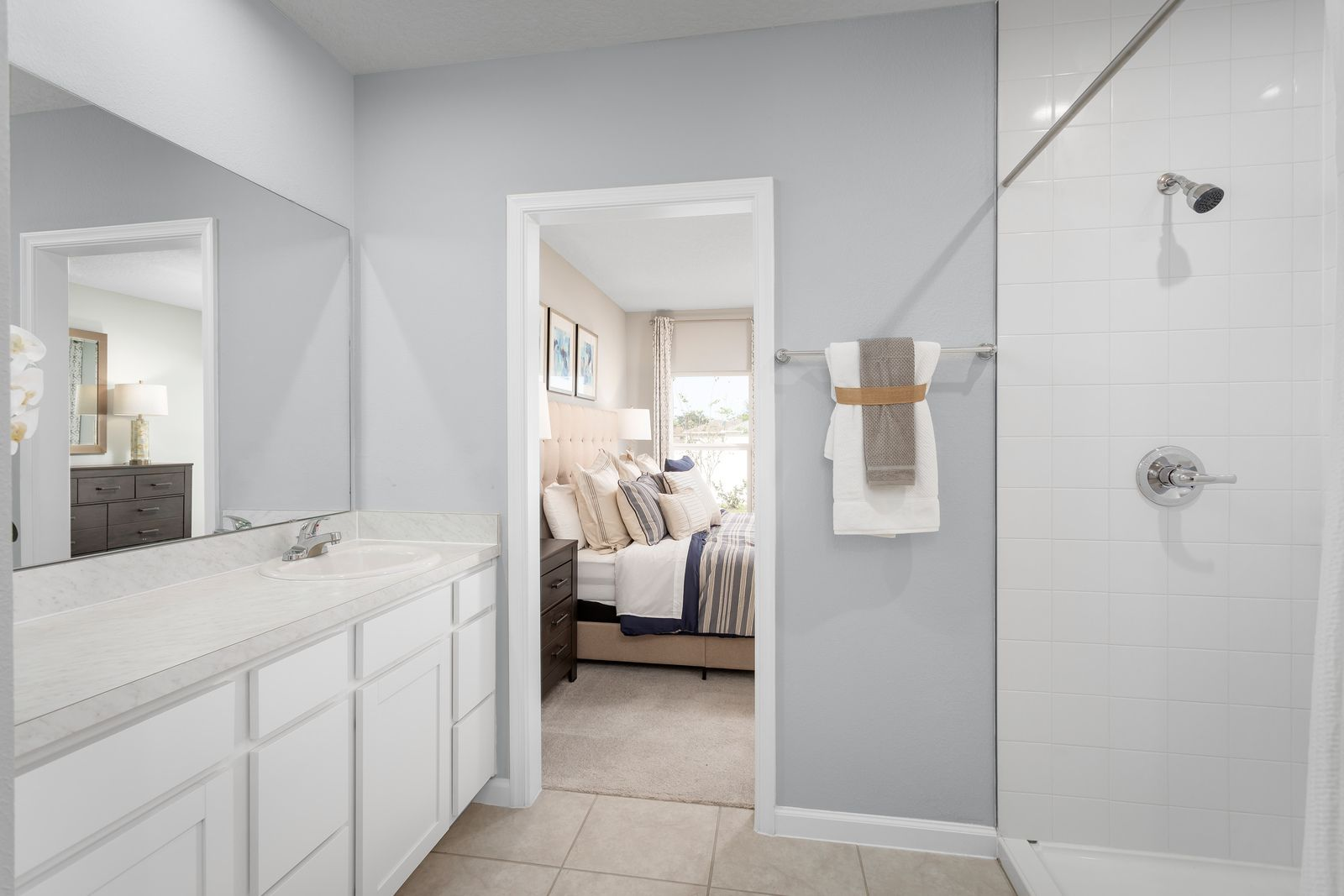 Bathroom featured in the Mahogany By Ryan Homes in Lakeland-Winter Haven, FL