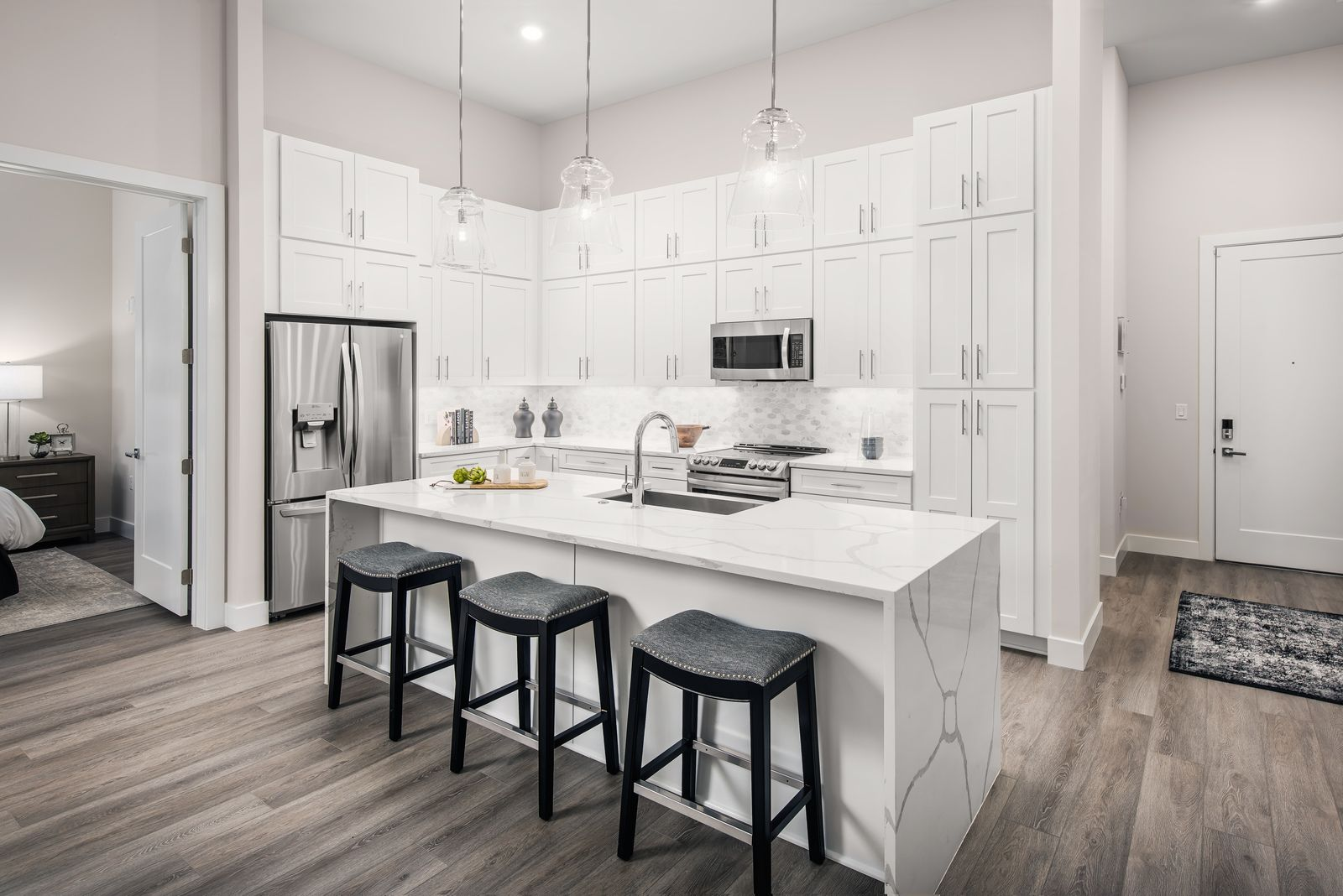 'The Bexley Condominiums' by NVHomes-NVU in Washington
