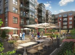2 Bedroom 2.5 Bath - The Bexley Condominiums: Tysons, District Of Columbia - NVHomes