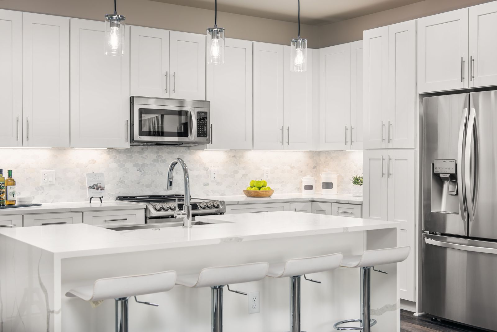Kitchen featured in the 2 Bedroom 2.5 Bath By NVHomes in Washington, VA