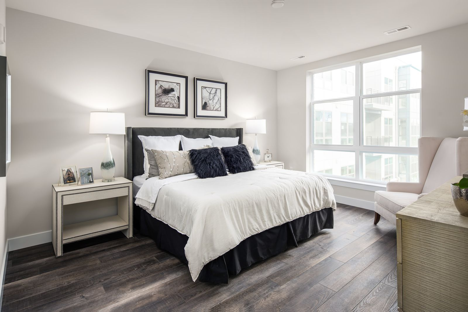 Bedroom featured in the 2 Bedroom 2.5 Bath By NVHomes in Washington, VA