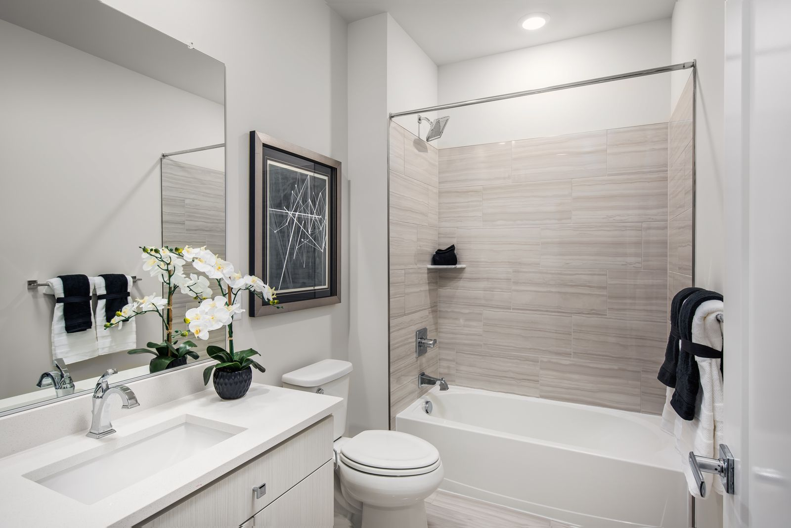 Bathroom featured in the 2 Bedroom 2.5 Bath By NVHomes in Washington, VA
