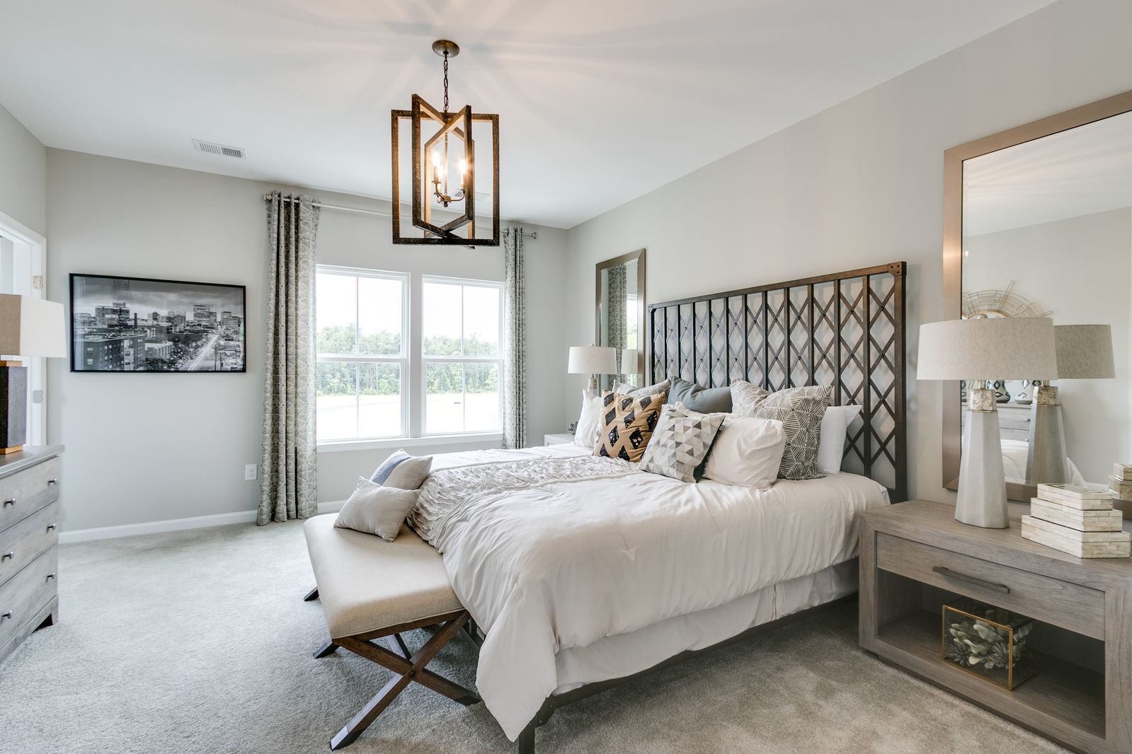 Bedroom featured in the Mozart Attic By Ryan Homes in Washington, MD