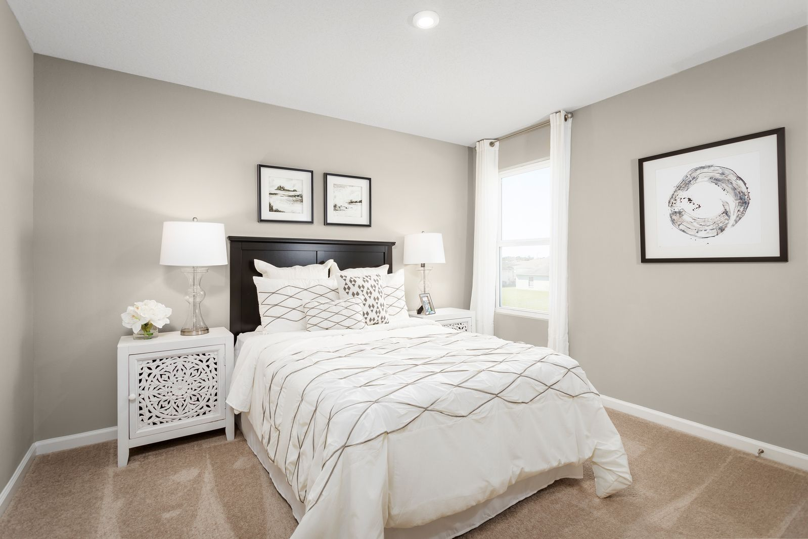 Bedroom featured in the Willow By Ryan Homes in Lakeland-Winter Haven, FL