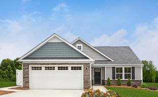 Durbin Oaks by Ryan Homes in Greenville-Spartanburg South Carolina