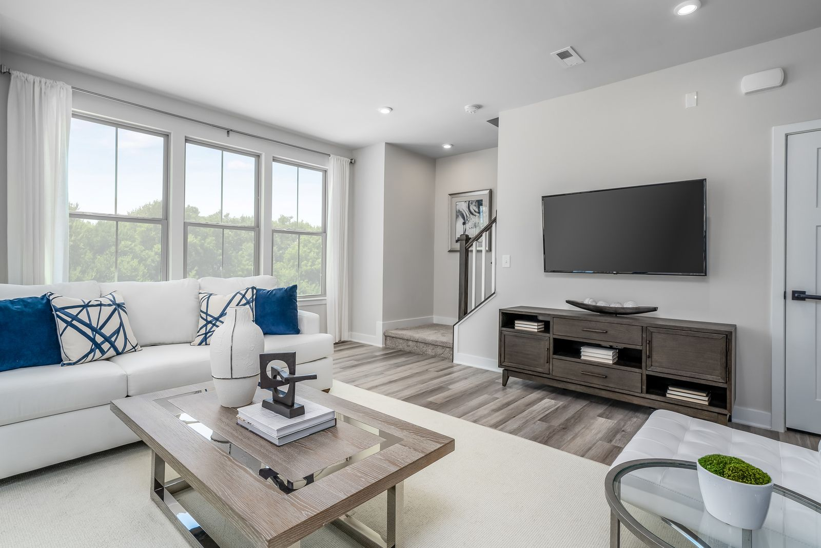 Living Area featured in the Serenade By Ryan Homes in Greenville-Spartanburg, SC