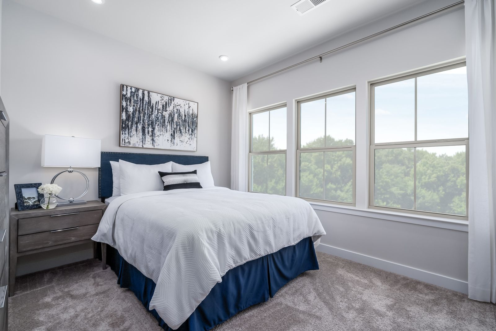 Bedroom featured in the Serenade By Ryan Homes in Greenville-Spartanburg, SC