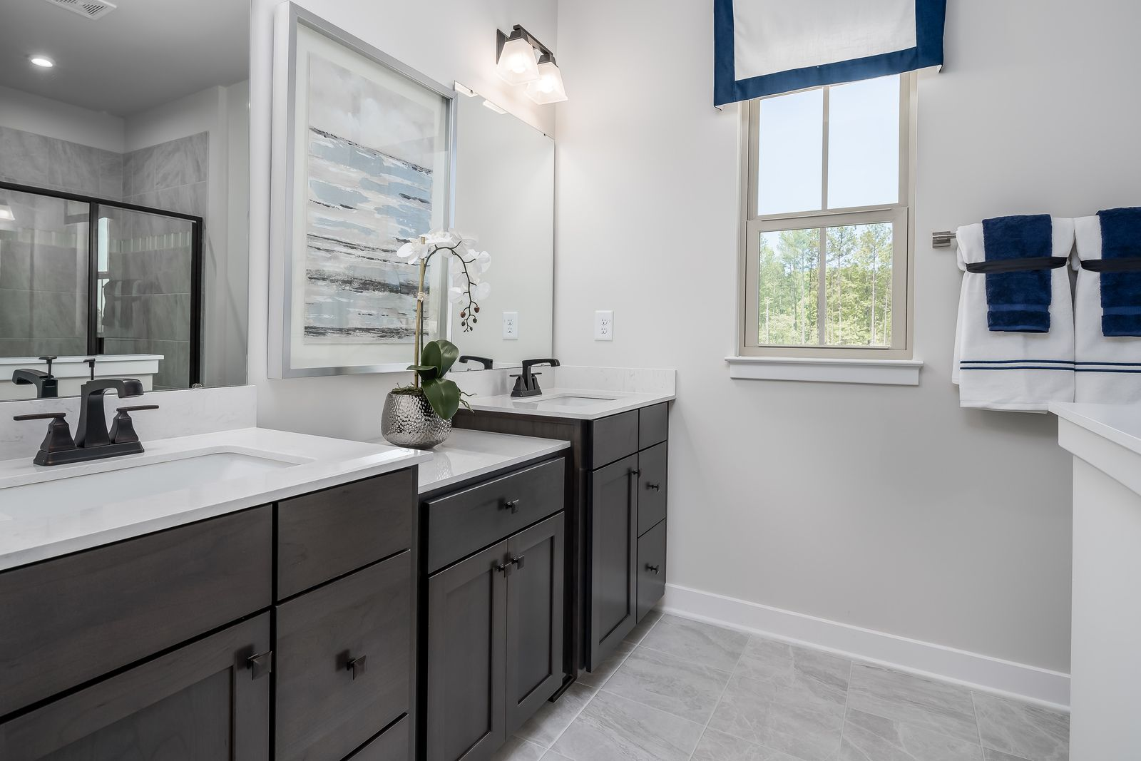 Bathroom featured in the Serenade By Ryan Homes in Greenville-Spartanburg, SC