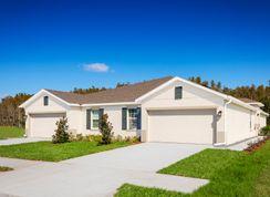 Magnolia-Woodland - Cypress Preserve Villas: Land O' Lakes, Florida - Ryan Homes