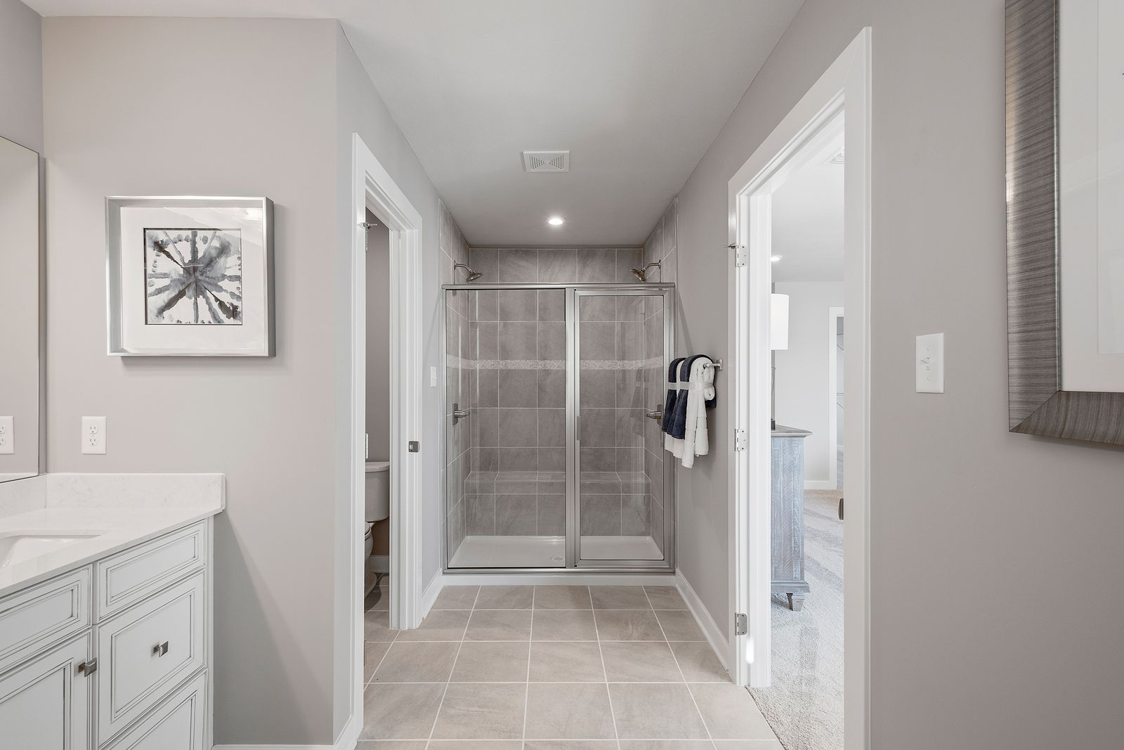 Bathroom featured in the Columbia w/ Optional Finished Basement By Ryan Homes in Chicago, IL