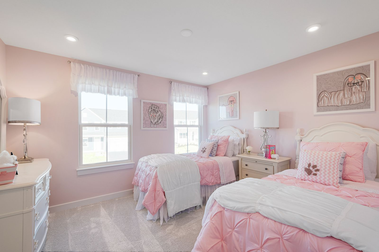 Bedroom featured in the Columbia By Ryan Homes in Outer Banks, NC