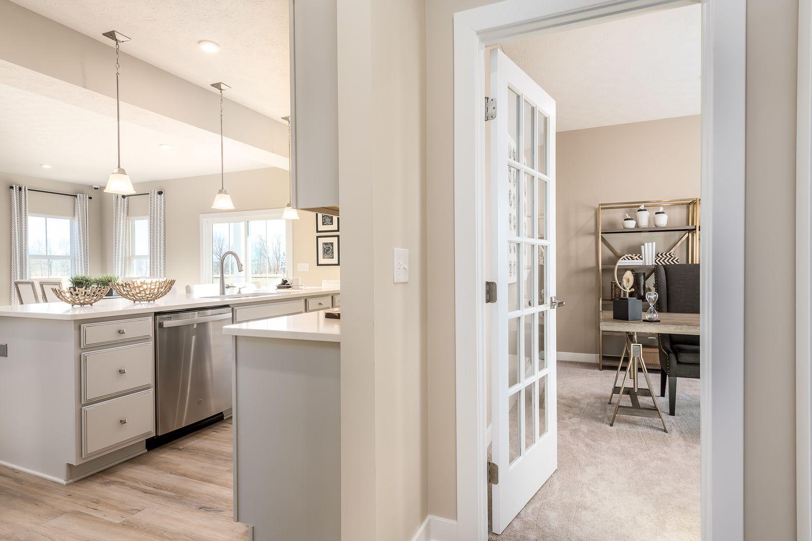 Kitchen featured in the Hudson By Ryan Homes in Nashville, TN