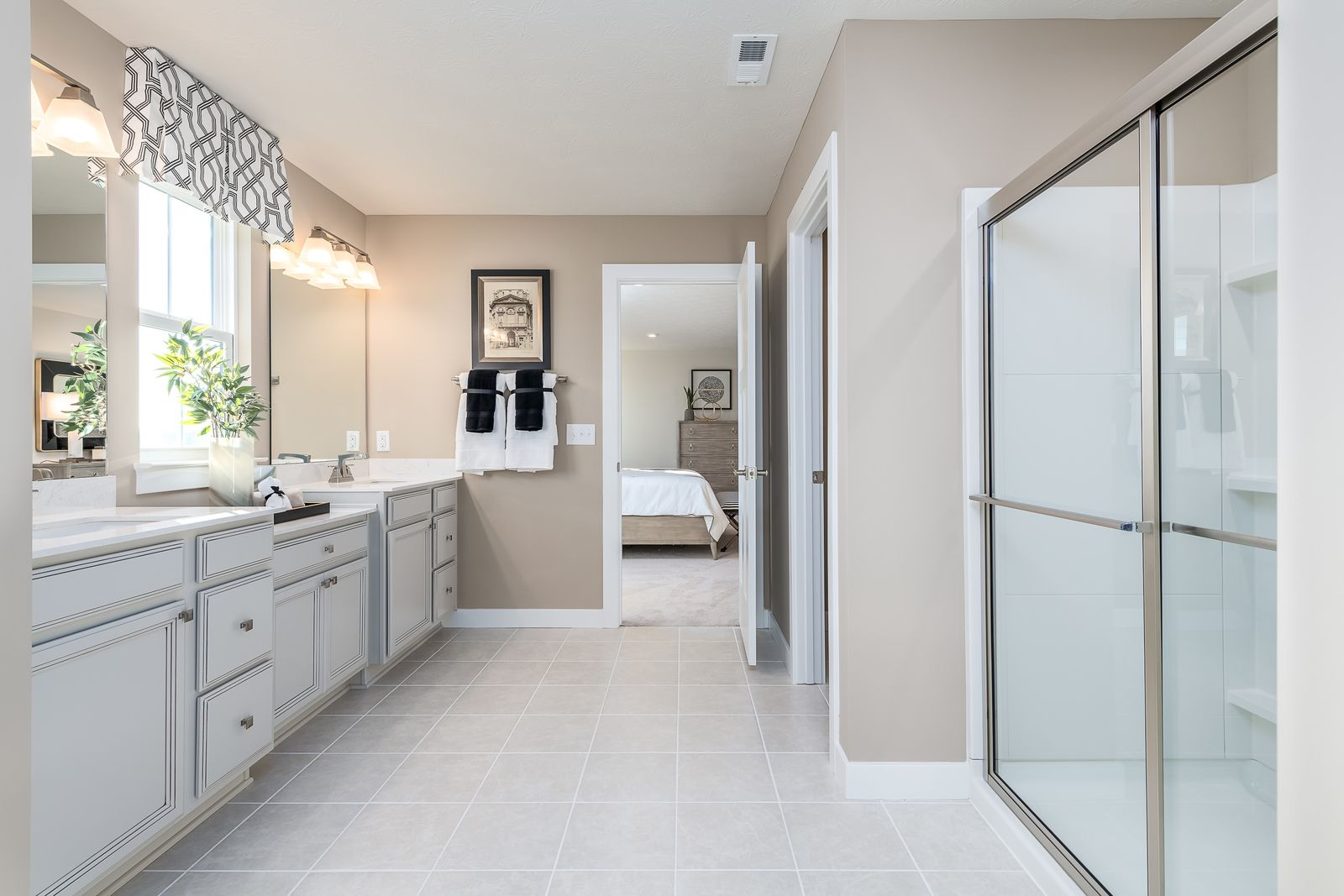 Bathroom featured in the Hudson By Ryan Homes in Nashville, TN