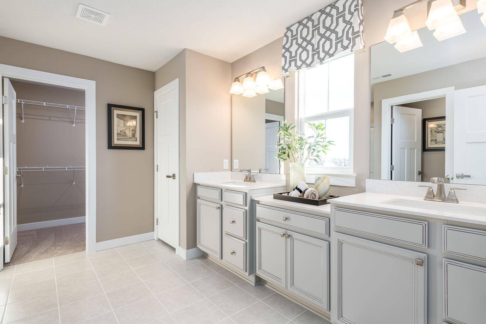Bathroom featured in the Hudson By Ryan Homes in Norfolk-Newport News, VA